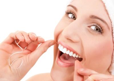 Igiene dentale in casa