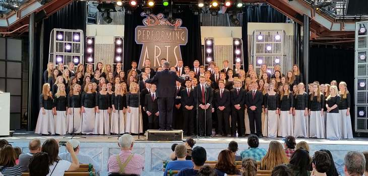 Disney Performing Arts Choir