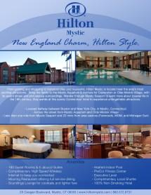 Hilton Mystic Ct