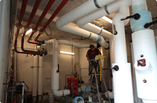 ingenierie fluides etudes thermiques Montpellier