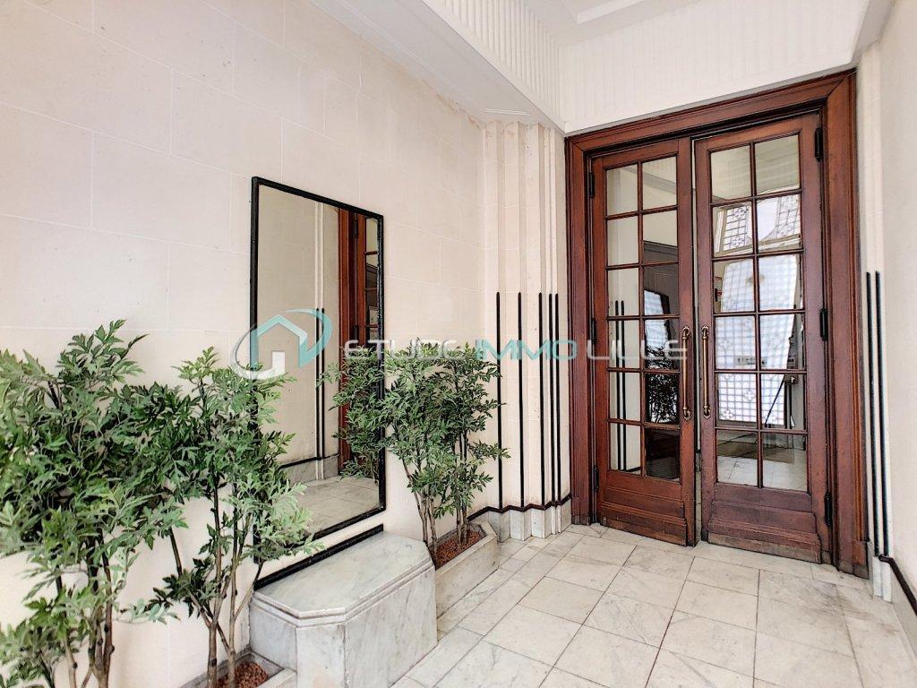 APPARTEMENT T2  LILLE HYPER CENTRE  481 m2  VENDU  Immobilier LILLE  Agence Immobilire