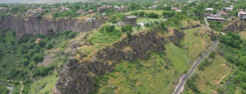 [Conférence] Les sanctuaires de l'Arménie antique