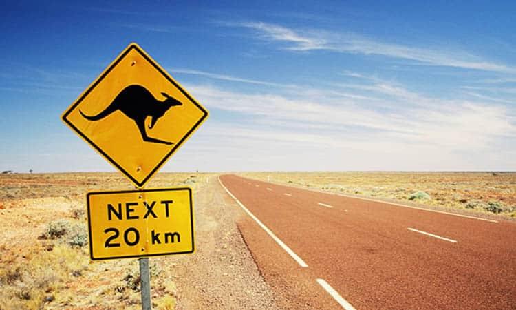 partir australie