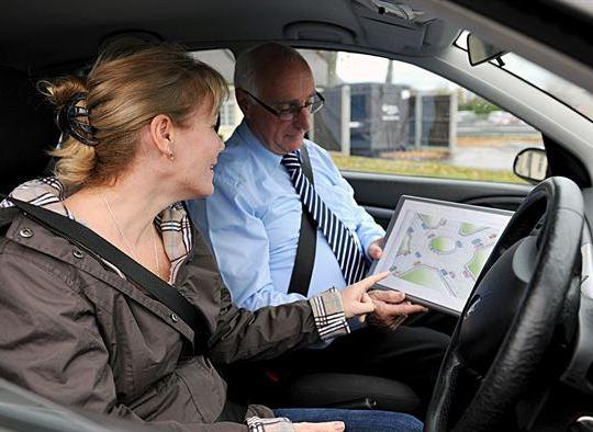driving coach