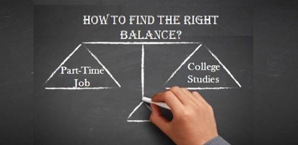 college studies balance