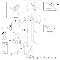 Bunn Coffee Maker Parts Diagram : Espressotec Nuova