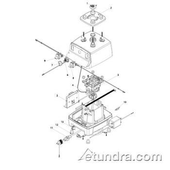 Vita-Mix Drink Machine Advance & BarBoss® Advance Parts