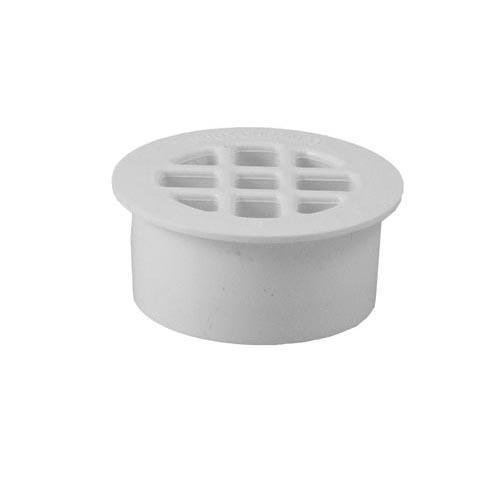 Commercial  Plastic 2 Round Floor Drain Strainer  eTundra