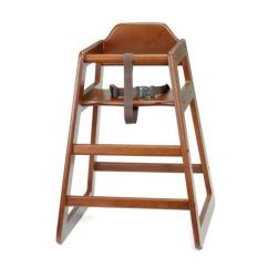 Restaurant High Chair With Tray Xbox Game Tablecraft - 66a Wooden | Etundra