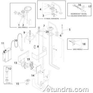 Bunn  H5X10208  Bunn H5X Hot Water Dispenser Series