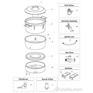 Town Rice Cooker Parts | eTundra