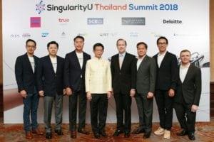 SingulaityU Thailand Summit 2018