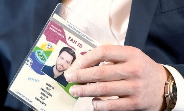 Fan-IDs to serve as visas for foreign visitors of 2020 UEFA Euro Cup in Russia