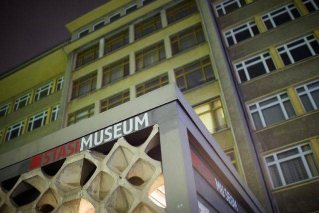 Robbers hit Berlin's Stasi museum just days after Dresden jewelry heist