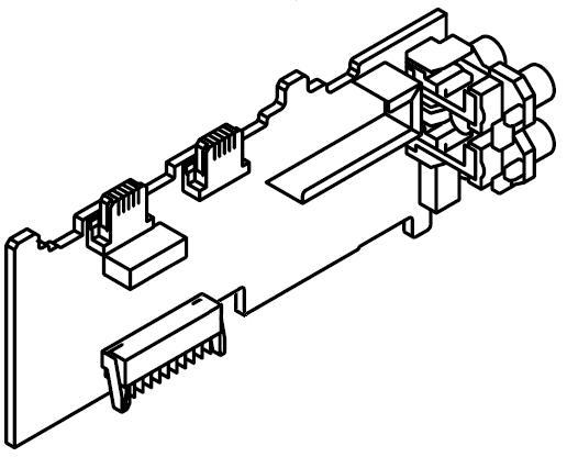 DJM-707: Platine