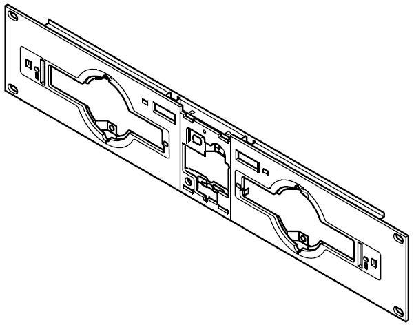 CMX-5000: Frontblende