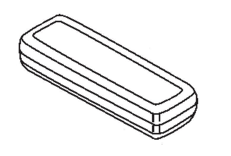 DEH-P8400 MP: Bedienteilbox