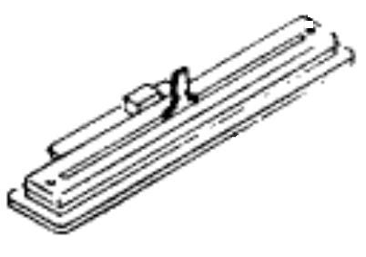 CDJ-500 II: Slider Assembly