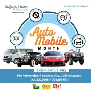 GMABC Month Of Wheels