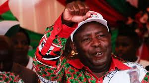 Burundi's Evariste Ndayishimiye is sworn in as president - Graphic ...