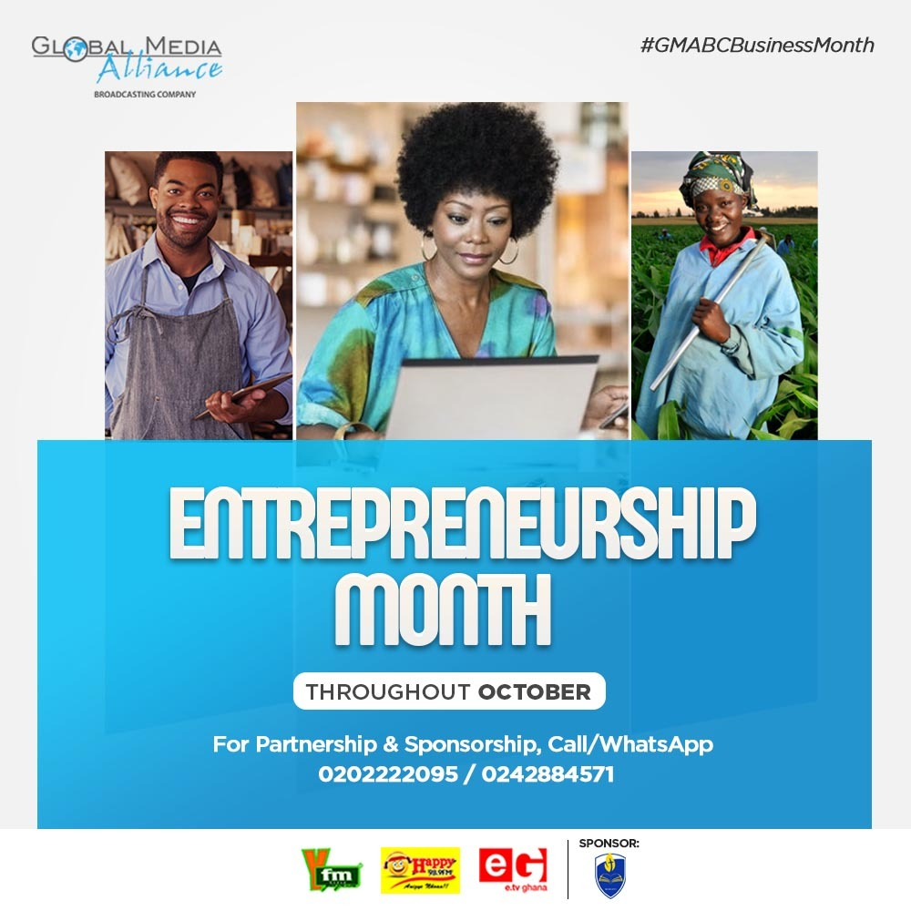 Entrepreneurship month