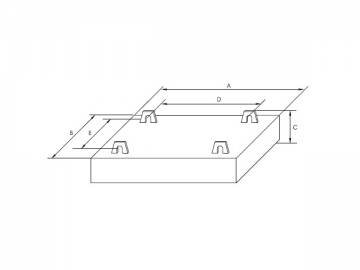 ZWCY Manual-Cleaning Permanent Magnetic Separator