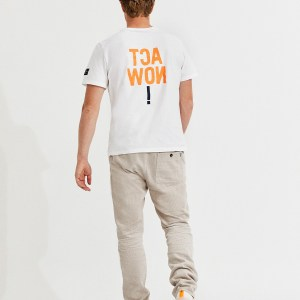 T-shirt Tadeo – Blanc