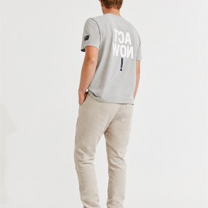T-shirt Tadeo – Gris