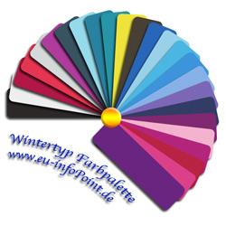 Wintertyp Farbberatung