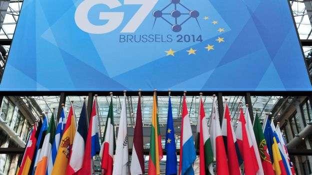 G7 à Bruxelles !