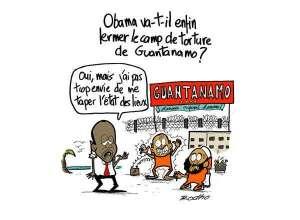 Guantanamo : pas de solution pour Obama ?