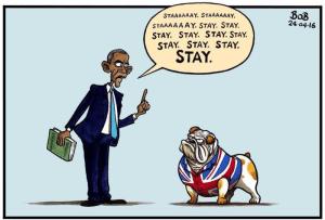 Obama à Londres : un véritable encouragement au maintien du Royaume Uni en Europe ou le début de la fin de la 'relation spéciale' ?
