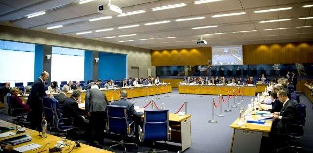 #factoftheday Eurogroup meeting of 10 October 2016