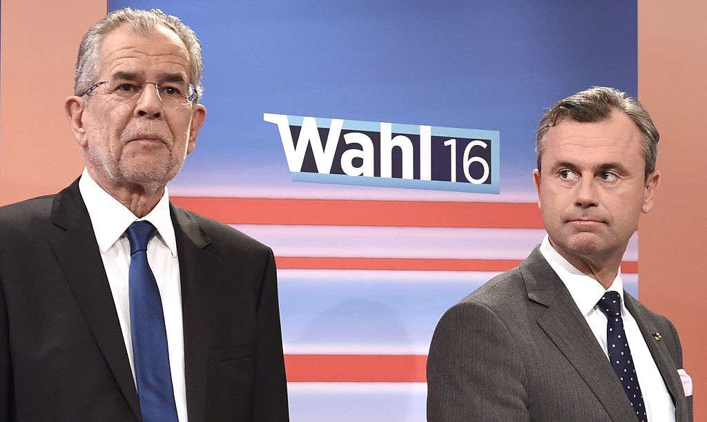 "#TheReply: Elections in Austria: the end of one of Europe's ""populist""?"