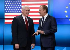 #FactOfTheDay: The future of EU-U.S. relations – Did Pence bring the wind of change?