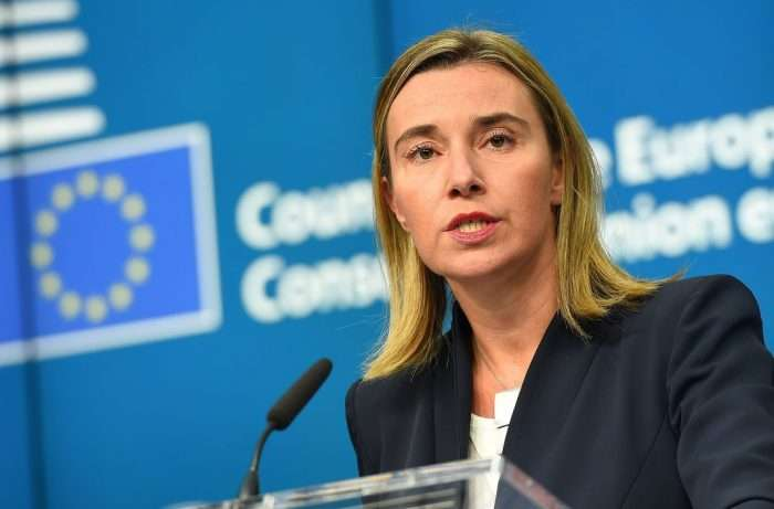 #FactOfTheDay: Mogherini to the EU's ministers of foreign affairs and defence: More convincing support from the EU is needed as the situation in the Western Balkans remains tense.
