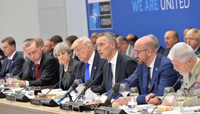Stratégie ou coopération – L'Union européenne, l'OTAN et le terrorisme
