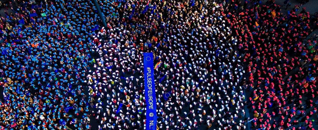 L'Europe à la reconquête de ses citoyens: c'est maintenant! Vers des conventions démocratiques à travers toute l'Europe