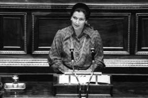 #FactOfTheDay: The European Parliament paid tribute to Simone Veil