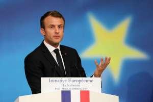 Discours de la Sorbonne d'Emmanuel MACRON: les intentions européennes dévoilées