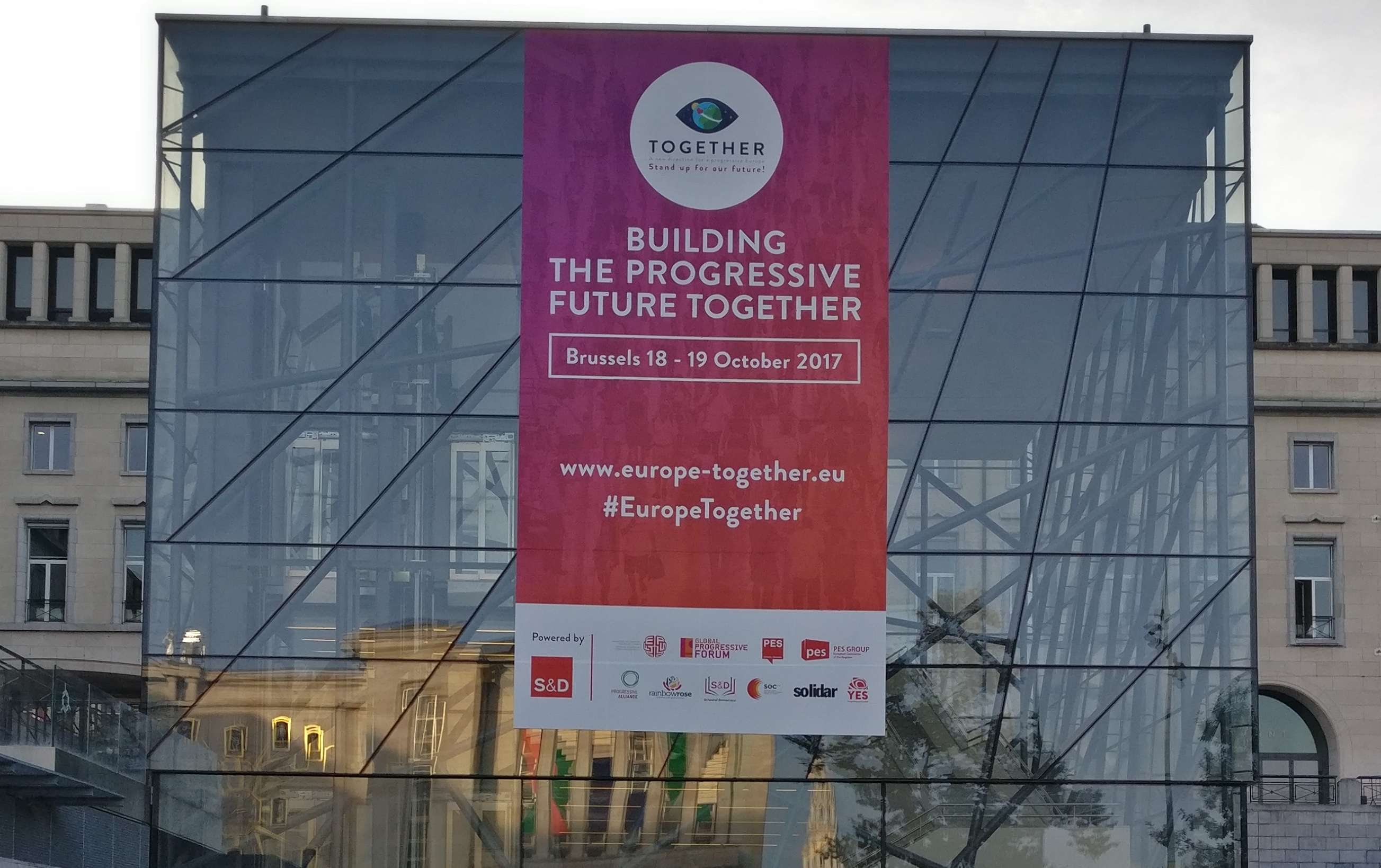 Does Africa still need Europe? Building the Progressive Future Together