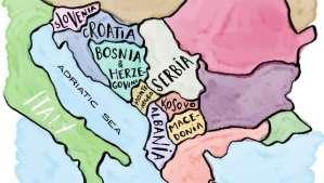 (EyesOnEurope): «The Backpacker's Guide to the Balkans»