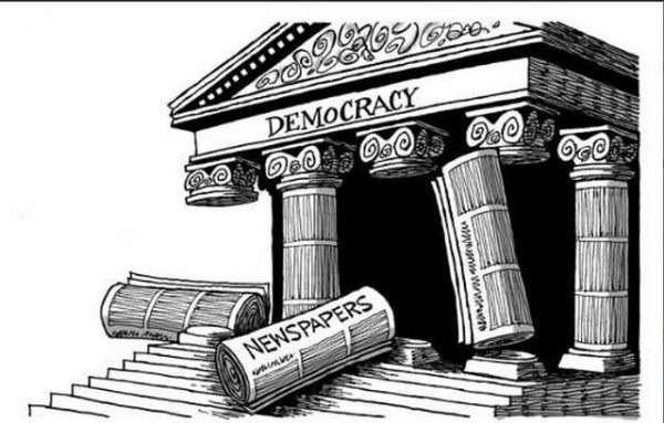 #LaRéplique : La liberté de presse dans l'Union européenne: des problèmes démocratiques fondamentaux