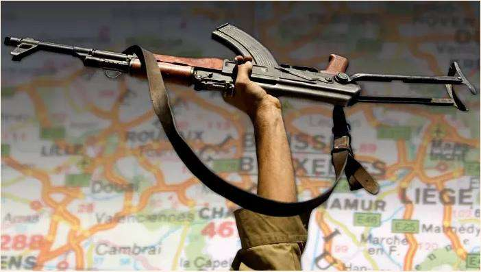 L'Union européenne et le trafic d'armes (1) : un problème qui persiste à l'intérieur des frontières