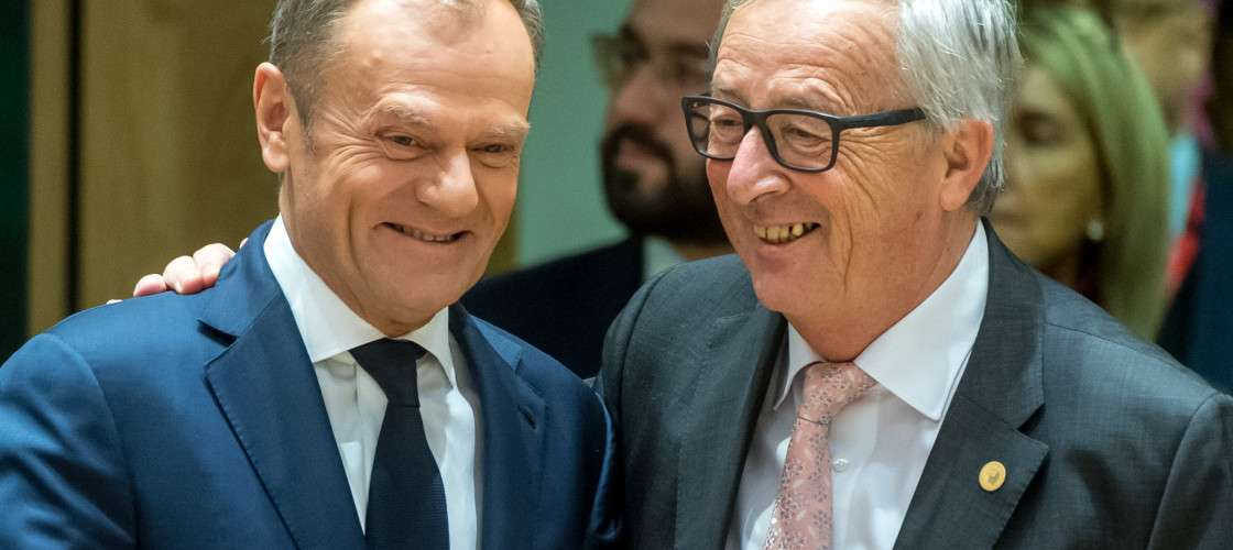 #FactOfTheDay 18/02/2018 – Juncker would like the United Kingdom to rejoin the European Union