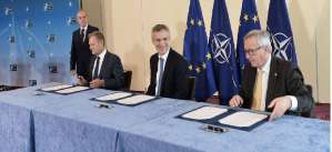 (Atlantic Treaty Association) Projecting Stability: Hybrid warfare and cooperation with the EU