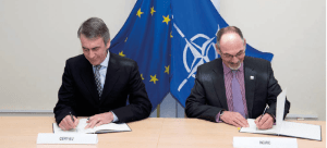 (Atlantic Treaty Association) – « NATO's Cyber Defence Pledge: Cooperating with partner »