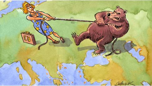 Entre peur de l'exclusion et dépendance: le voisin oriental confronté au pragmatisme européen
