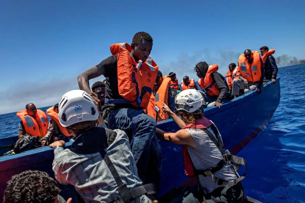 #FactOfTheDay 04/06/2018 – Salvini calls for end to Sicily refugee camp