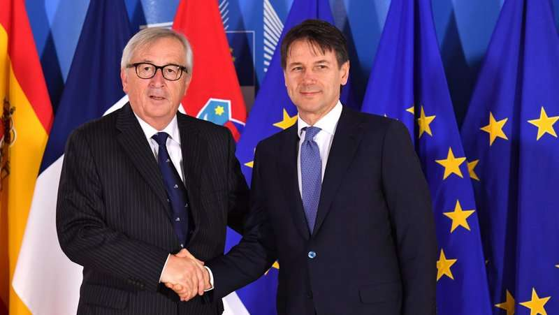 #FactOfTheDay 19/07/2018 – According to Prime Minister Conte, the EU needs a crisis committee on migrants